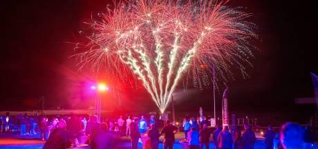 Vuurwerkshow Cafferata dit jaar bij Hemelrijk in Volkel