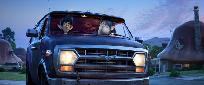 """""""En avant"""", le nouveau Pixar."""