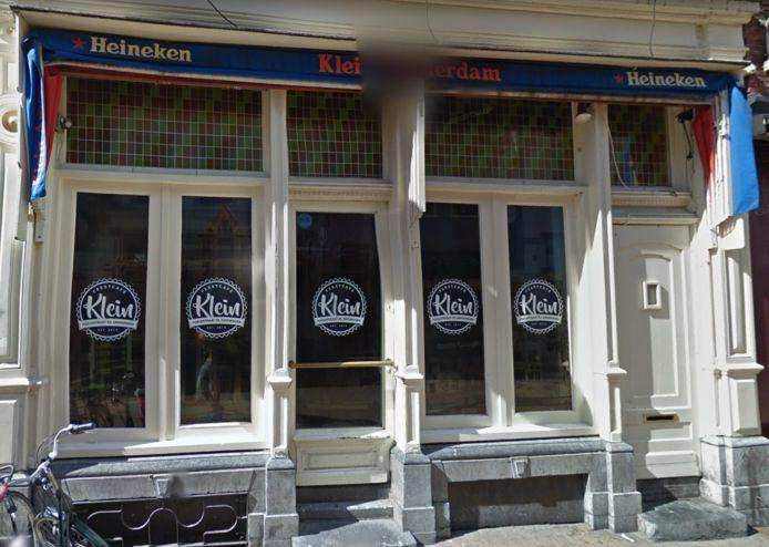 Feestcafé Klein in Groningen