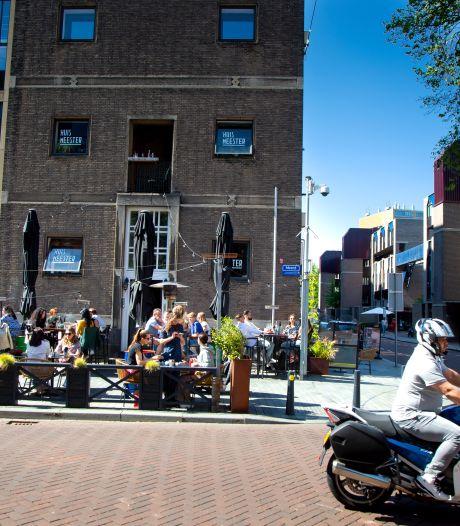 Bezoekers horecagelegenheid in Rotterdam aangevallen
