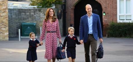 Des élèves de l'école du prince George et de la princesse Charlotte placés en quarantaine