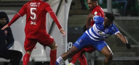FC Twente dichtbij akkoord met buitenspeler Misidjan
