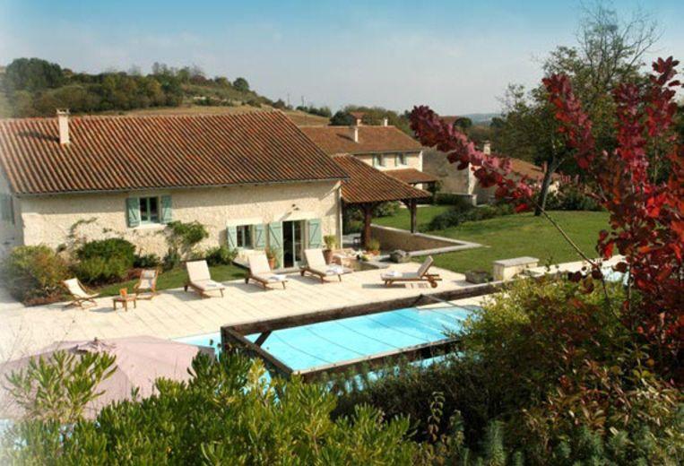 Domaine de Cabosse in Montagrier. Beeld UNKNOWN