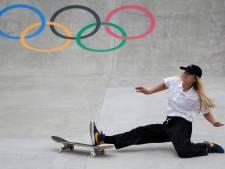 Pas de finale pour la skateuse belge Lore Bruggeman