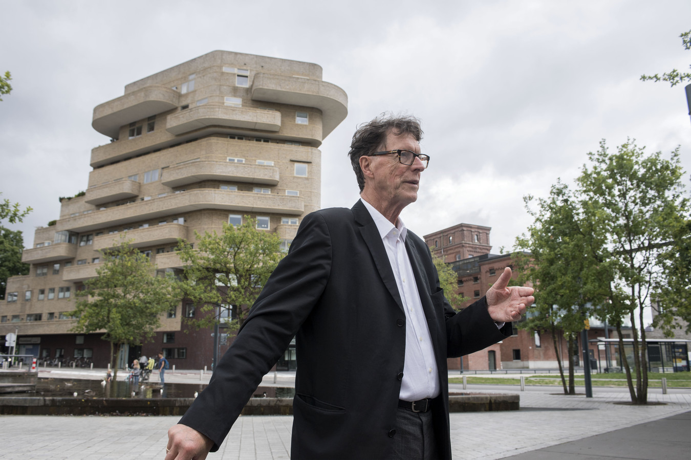 Architect Pi de Bruijn.