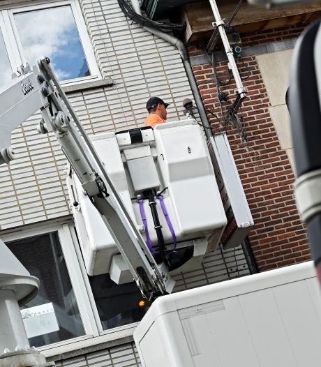90% des ménages touchés par les inondations ont à nouveau l'électricité
