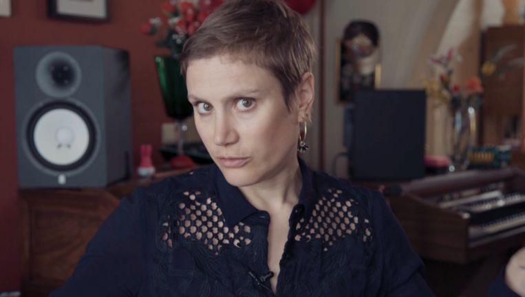 Céline Brouckaert. Beeld rv