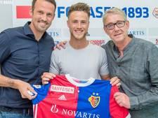 Van Wolfswinkel verlaat Vitesse 'met pijn in het hart' voor FC Basel
