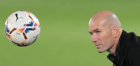 """""""Sur un fil"""": Zidane est-il (encore) menacé après la nouvelle débâcle du Real?"""