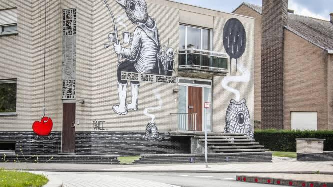 Brugs streetartfestival krijgt vervolg: stel nu je gevel kandidaat voor bijzondere muurkunst