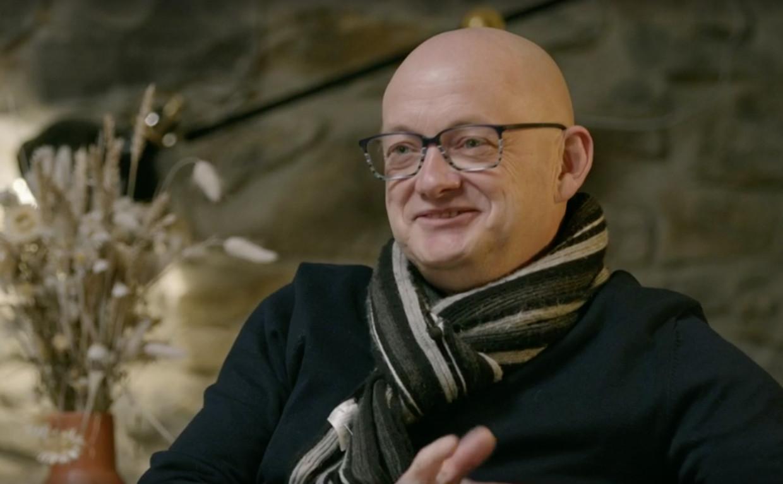 Pascal in 'De Weekenden' Beeld VRT
