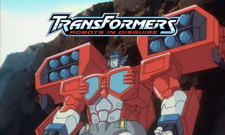 null Beeld Transformers: Robots in Disguise