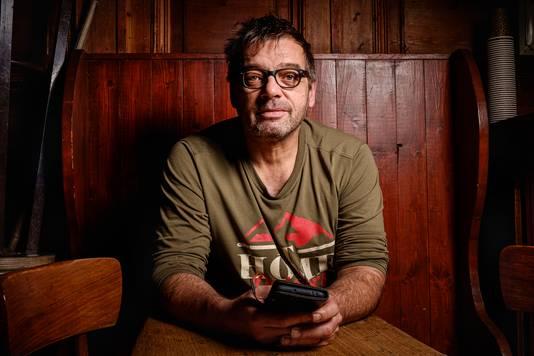 Jeff Geenen, vooral bekend als Barman Weemoed'