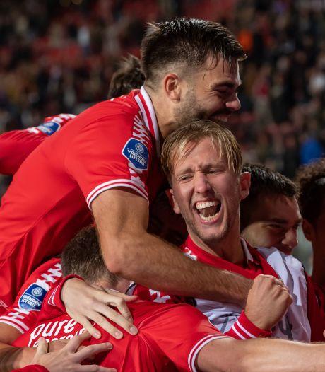 Onverzettelijk FC Twente tart nu ook de betere teams in Enschede