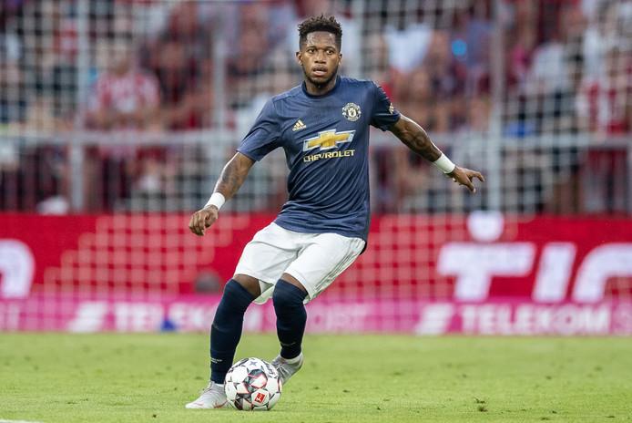 De Braziliaanse middenvelder Fred was de grote aankoop van Manchester United deze zomer.