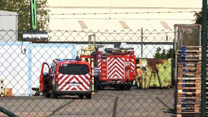 Brandweer heeft brand in container snel onder controle