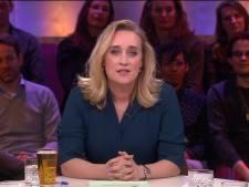 Talkshowbattle kantelt: Eva Jinek voor het eerst een week groter dan Op1