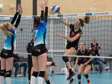 Werklust levert volleybalsters FAST nét niets op bij Eurosped