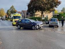 Twee gewonden door botsing op kruising in Lichtenvoorde