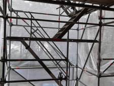 Geen balkon en geen privacy: bewoners Kwendelhof hebben jaar lang bouwvakkers voor het raam