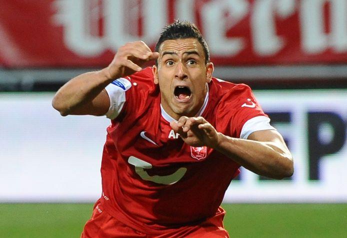 Nacer Chadli was in het seizoen 2012/2013 de uitblinker bij FC Twente.