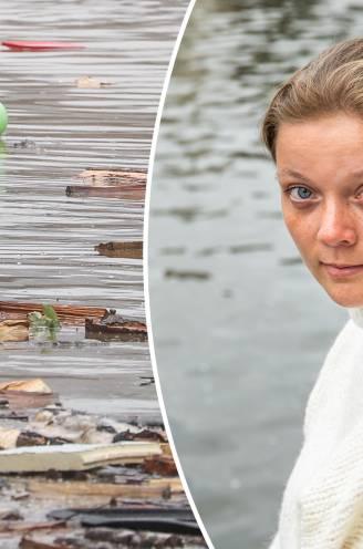 """De heldin die 5 uur lang watersnoodslachtoffers evacueerde in Angleur bij Luik: """"Ik deed gewoon wat ik vond dat ik moest doen"""""""