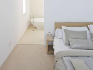 Bad en bed in één ruimte? Zo maak je een en suite -badkamer