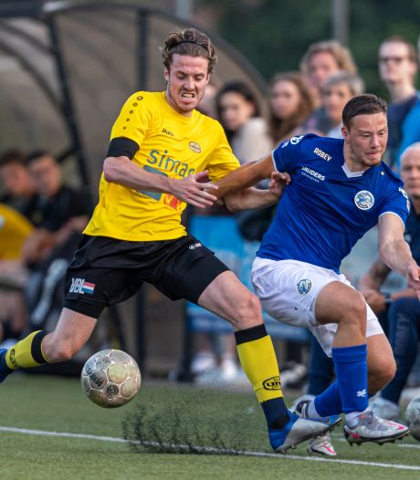 FC Den Bosch krijgt klop van derdedivisionist UNA