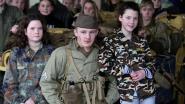 Dagje legerdienst in VTI