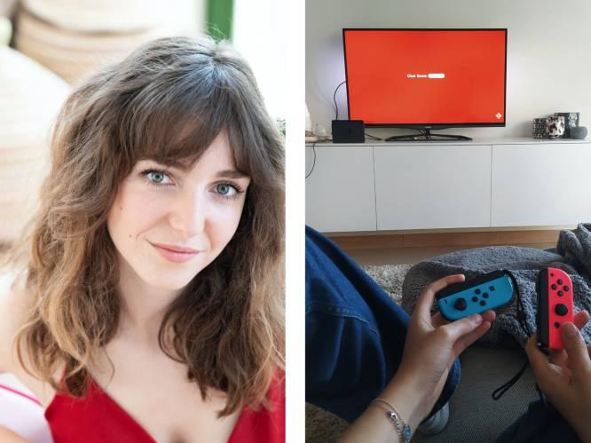 """Redactrice Roxanne speelt voor het eerst games met haar vriend. Developer geeft tips voor koppels: """"Vermijd te competitieve dingen"""""""
