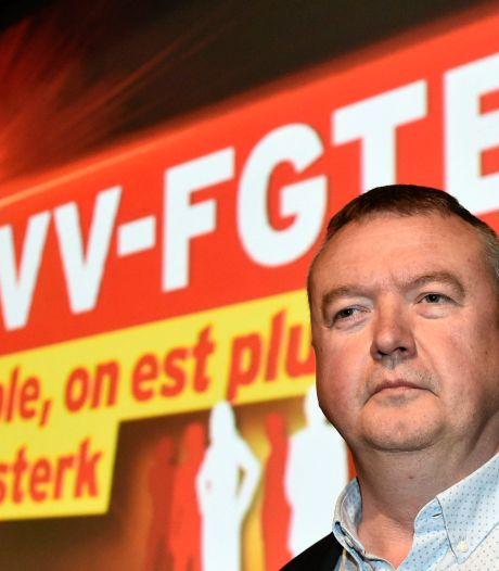 La FGTB veut le salaire minimum à 14 euros et le retour de la pension à 65 ans