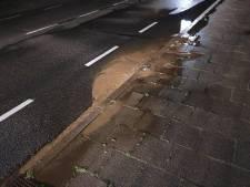 Honderden huishoudens zonder water: zesde leidingbreuk in vier maanden in Bilthoven