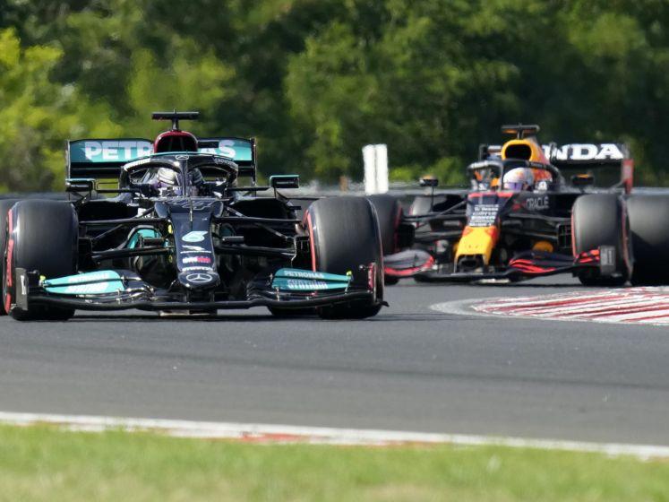 Samenvatting kwalificatie GP van Hongarije