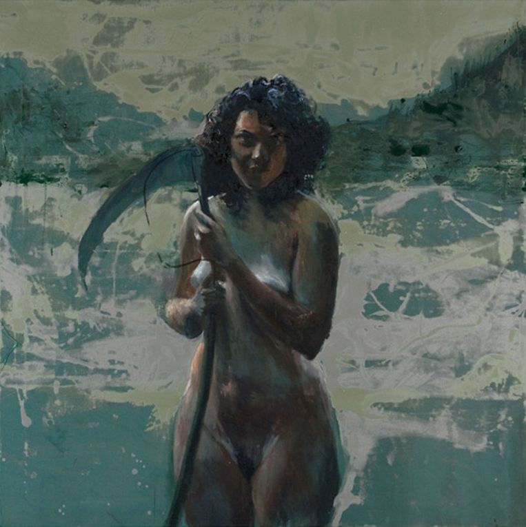 Werk van Sam Drukker. (screenshot van samdrukker.com) Beeld