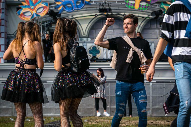 Het Stereo Sunday Festival.  Beeld ANP