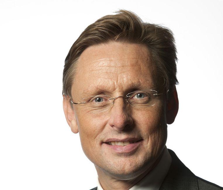 VVD-Kamerlid Han ten Broeke. Beeld null