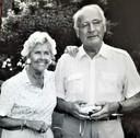 Jan Willem Driebergen met echtgenote Petra.