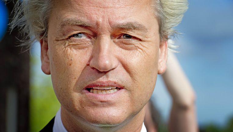 Geert Wilders. Beeld PHOTO_NEWS