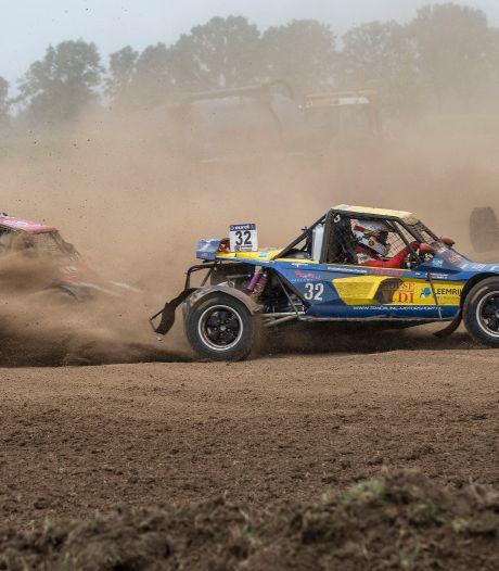 Aftrap van NK autocross vandaag in Toldijk