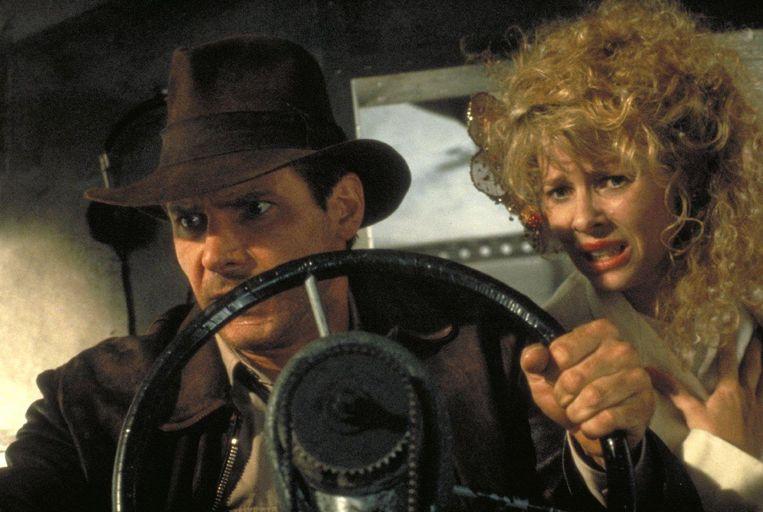 Indiana Jones and the Temple of Doom Beeld