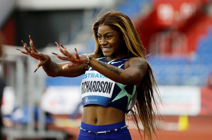 Sha'Carri Richardson.
