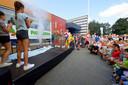 Een feestelijke onthulling van de nieuwe naam. Basisschool De Meulenrakkers, kinderopvang Bengels en peuterspeelzaal Ollekebolleke gaan samen verder als 't Paviljoen.