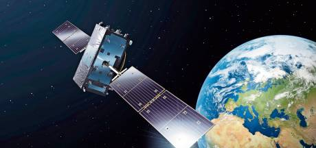 Interview: Rodrigo is de grote baas van de Europese satellieten
