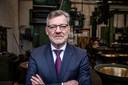 Joost Eijsbouts,  voorzitter van ondernemingsnetwerk VNO-NCW Helmond-Peel.