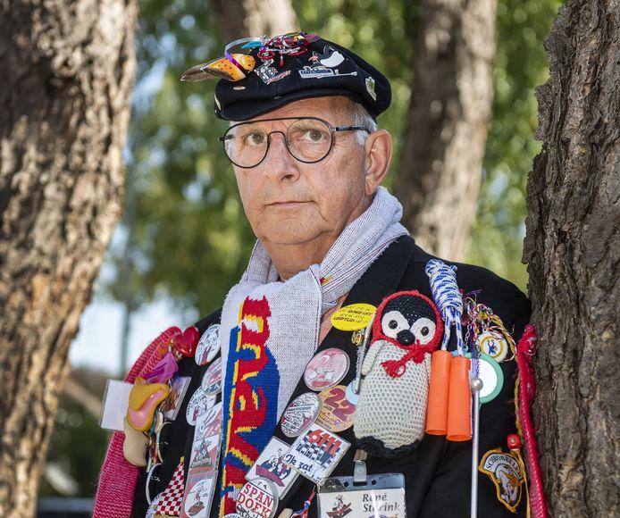 René Starink is al 33 jaar voorzitter van het MaMi-spektakel dat komend jaar voor de 35ste keer wordt georganiseerd.