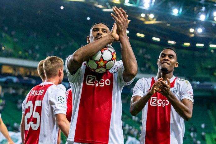 Ajax bracht Nederland gisteren weer belangrijke coëfficiëntenpunten tegen de concurrenten uit Portugal.