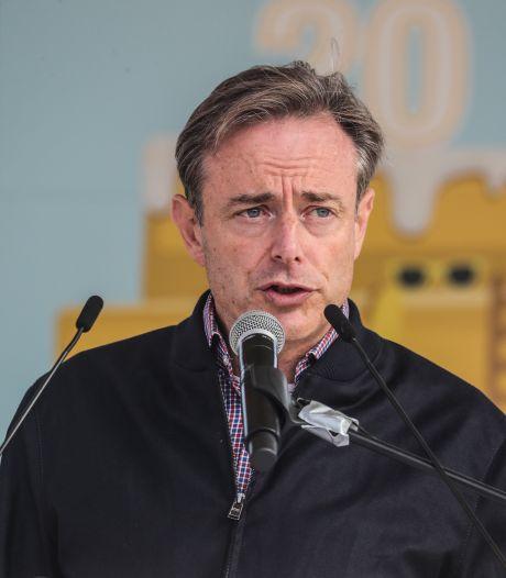 """Bart De Wever se montre optimiste sur le confédéralisme: """"Le moment est venu"""""""