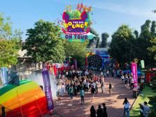 """Big Bounce strijkt neer in Koninklijk Lyceum: """"Kinderen gaan volledig uit de bol, heerlijk"""""""
