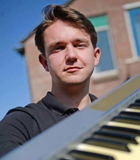 Nijverdalse Daan Podt maakt furore met dansalbum Alter Idem: 'Ik drijf op de golven van mijn emotie'