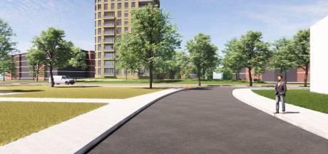 Streep door rotonde in plan voor woontoren Noordeinde: 'Weg is veiliger geworden'